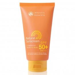 Natural Sunscreen Ultimate UV Block for Body SPF 50+ PA+++